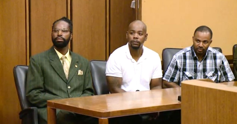 Charges dismissed against 3 East Cleveland men in 1995 murder case