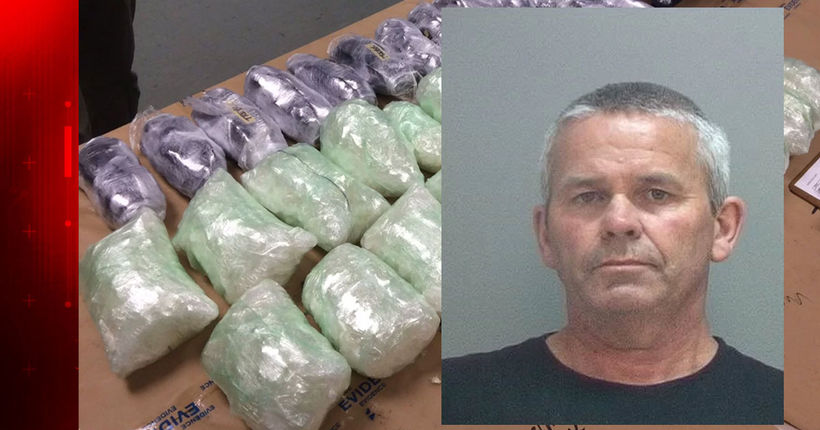 Meth bust could be largest in Utah history