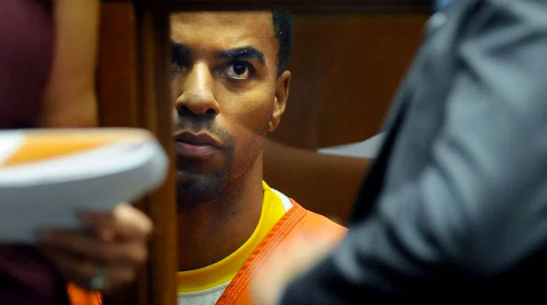 Darren Sharper sentenced to 20 years in prison for drugging, raping 2 women in L.A.