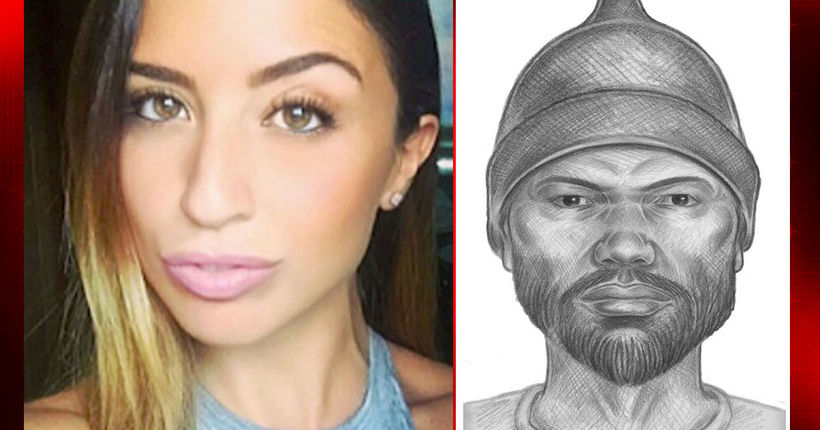 Sketch released of person police 'need to talk to' in killing of Karina Vetrano