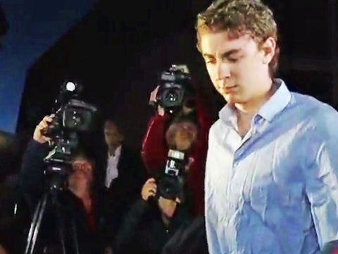 Brock Turner returns to Ohio, registers as sex offender
