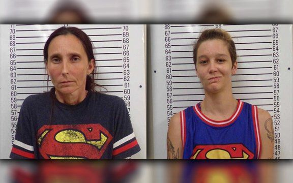 Oklahoma mother, daughter arrested after alleged incestuous marriage