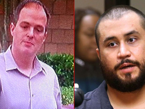 Man accused of shooting at George Zimmerman found guilty
