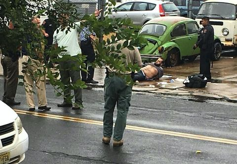 Bombings suspect Ahmad Rahami arrested after shootout with police