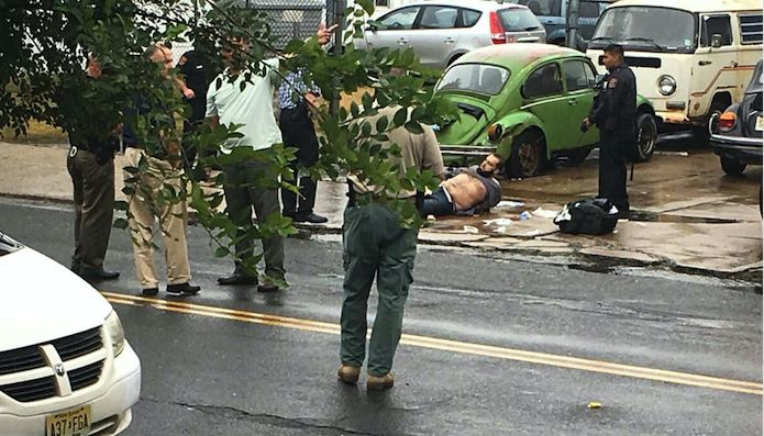 Ahmad Khan Rahami, wanted in connection with Chelsea, N.J. bombings, arrested after shootout with police