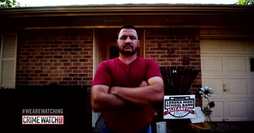 Texas dad sets up, violently confronts daughter's abuser