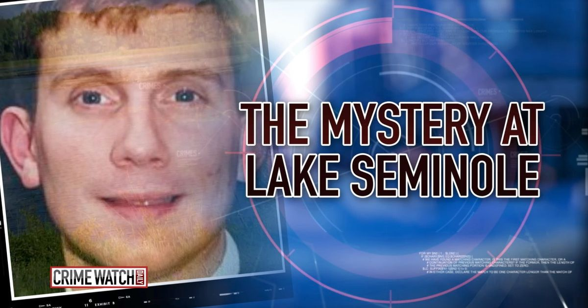 Mystery at Lake Seminole: Missing Florida man presumed eaten by