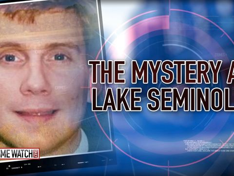 Mystery at Lake Seminole: Missing Florida man eaten by…
