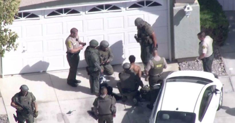 Sheriff's sergeant dies after being shot in Lancaster; 1 in custody