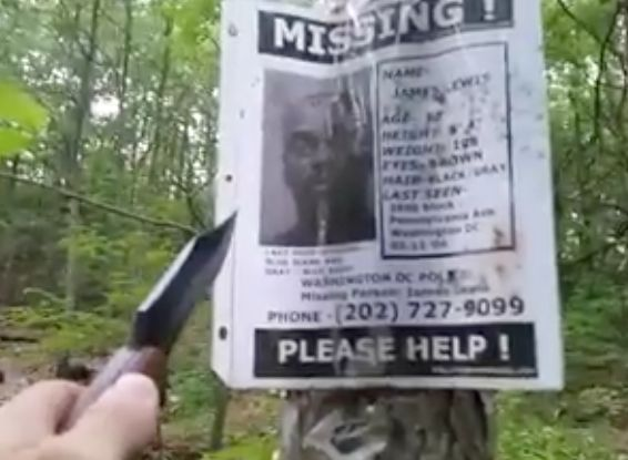 Family responds to video of NYC 'Halloween decoration' using missing persons