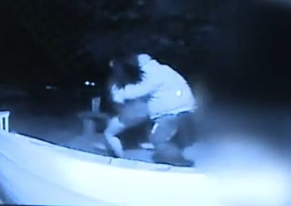 Good Samaritan shot trying to help victim who came to his door