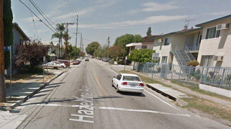 Mother dies after son throws her out of second-floor window, stomps on her head: LAPD