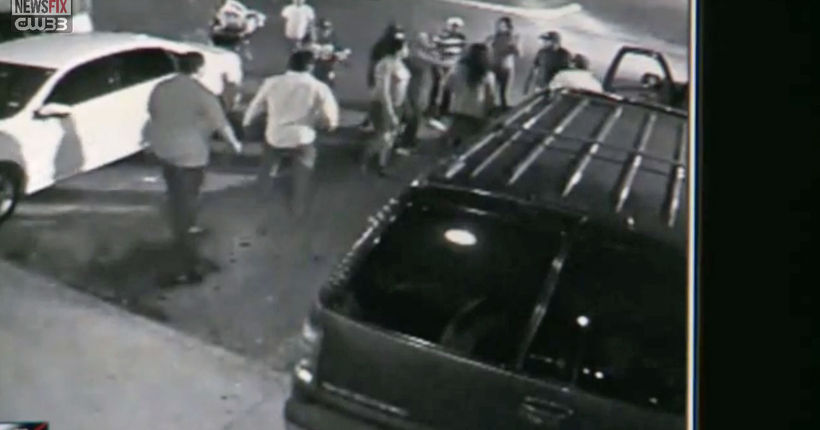 VIDEO: People restrain driver trying to flee fatal hit-and-run