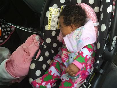 Police: Stranger chokes 4-month-old baby in Walmart checkout lane