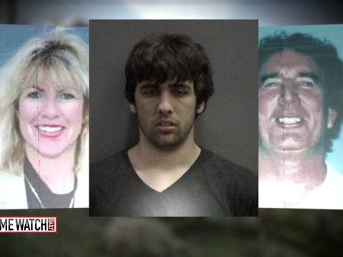 Student gets 4 life terms plus 100 years for murdering parents