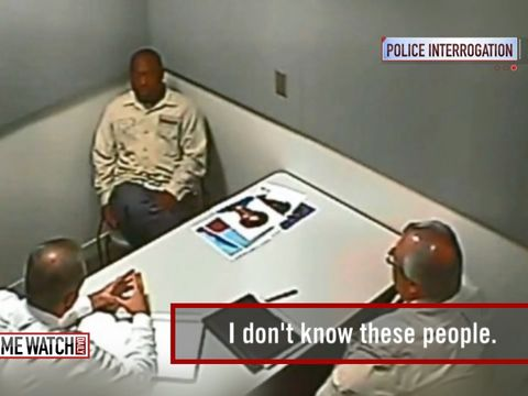 WATCH: 'Grim Sleeper' Lonnie Franklin LAPD interrogation