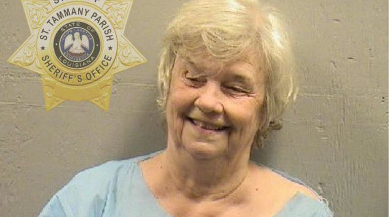Woman, 75, arrested at lawyer's office with shotgun, threatening to kill him
