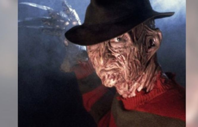 Man dressed as Freddy Krueger allegedly shoots 5 at Halloween party