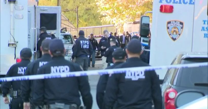 1 NYPD sergeant killed, 1 wounded in shootout with Bronx burglary suspect