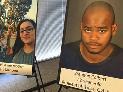 Oklahoma man arrested in fatal shooting of Long Beach mother, daughter