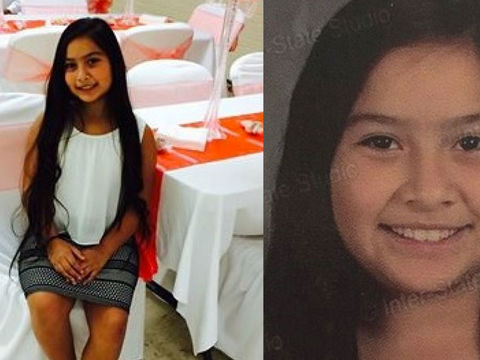 Missing girl Kayla Gomez, 10, found dead; relative detained