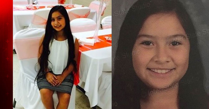 10-Year-Old Kayla Gomez found dead