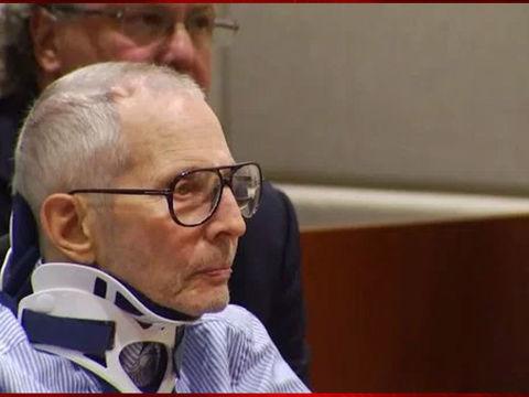 Robert Durst pleads not guilty to murder of Susan Berman