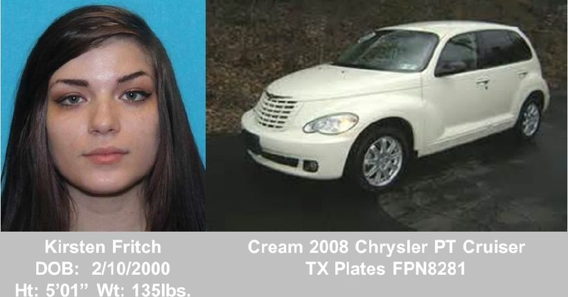 Amber Alert issued after 16-year-old abducted
