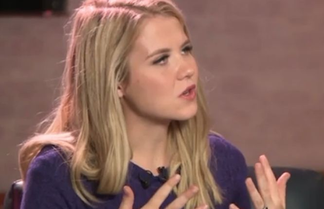 Kidnapping survivor Elizabeth Smart uses her harrowing experience to help others