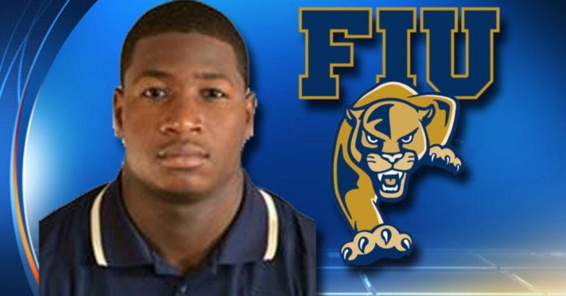 Report: FIU player burned after girlfriend douses him with boiling water