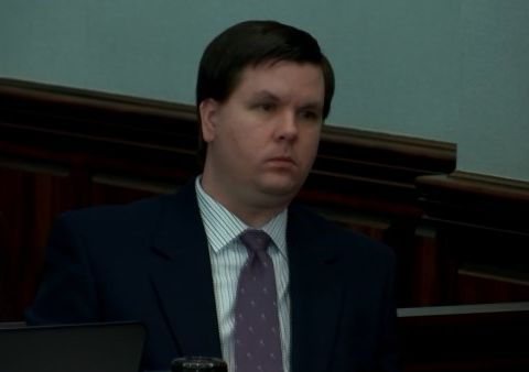 Juror spotted crying during Justin Ross Harris trial
