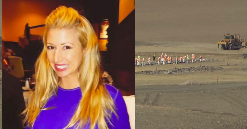 Crews search landfill in Commerce City for clues in disappearance of Charlene Voight