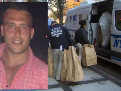 Body of Connecticut man last seen at party found in suitcase