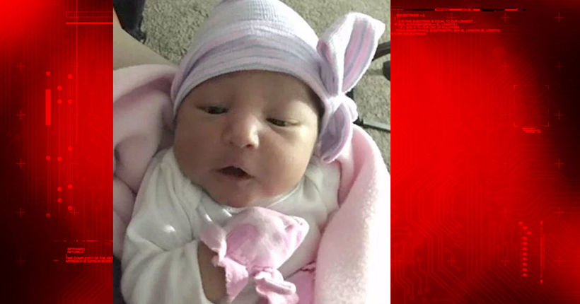 Wichita police find vehicle sought in newborn's disappearance, but baby remains missing