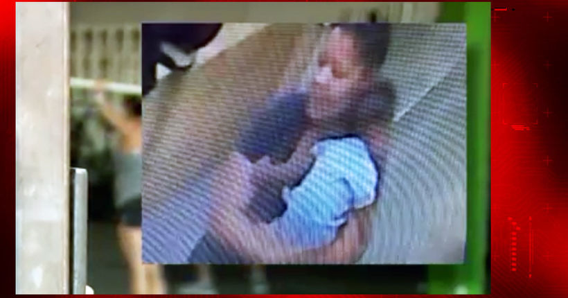 Women use baby to target Valley gyms, steal items