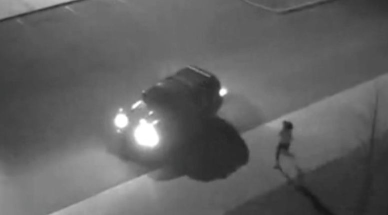 Video: Witnesses say woman screamed for help before being forced into vehicle