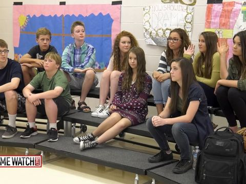 Town Hall: Parents, teens discuss cyberbullying, sextortion, apps (Pt. 1)