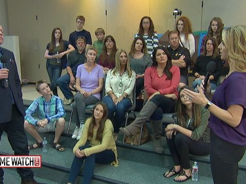 Town Hall: Parents, teens discuss cyberbullying, sextortion, apps (Pt. 2)
