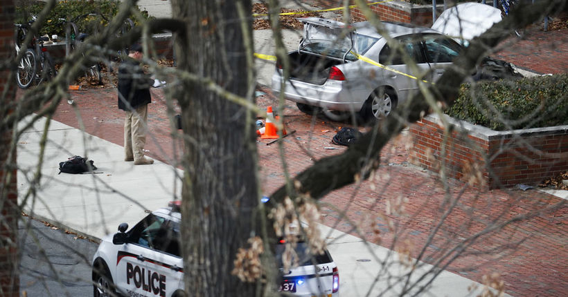 1 suspect dead, 9 people injured in attack at Ohio State University