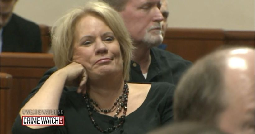 Pam Hupp returns to court in preparation for her trial
