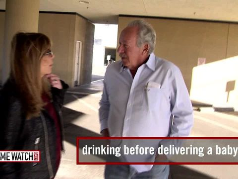 Family: Doctor drinking booze before delivery resulted in…