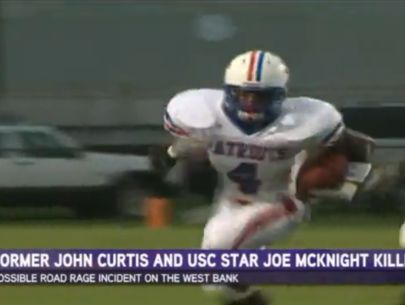 Ex-NFL player Joe McKnight killed in shooting