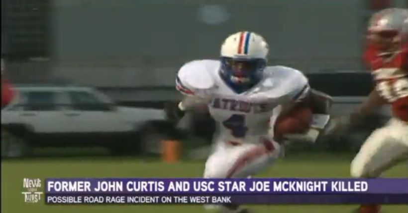Former John Curtis standout, ex-NFL player Joe McKnight killed in Terrytown shooting