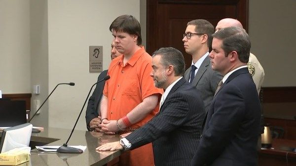 Justin Ross Harris receives maximum sentence in death of 22-month-old son