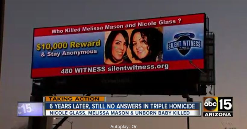 Police offering $9K reward for unsolved triple homicide in Phoenix