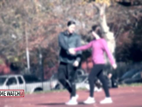 Social experiment: Will joggers be lured into potential danger?