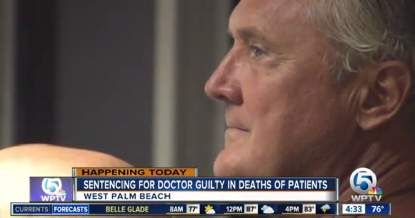Judge postpones sentence for West Palm Beach doctor, takes issue with plea deal