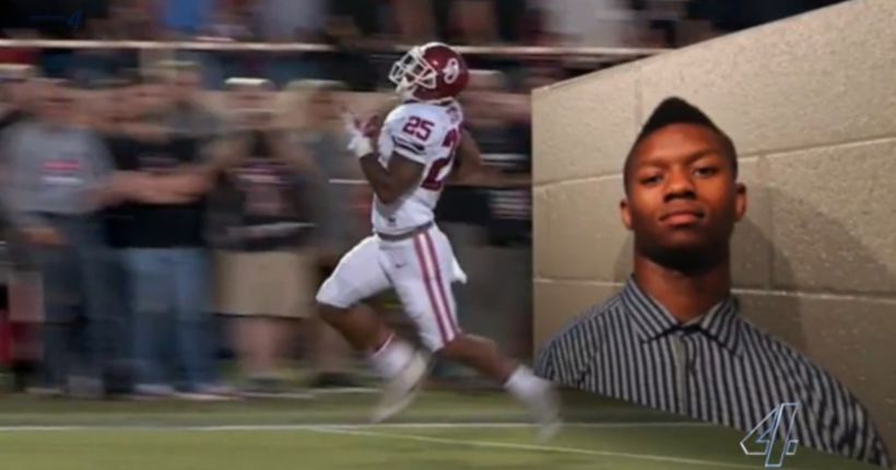 Oklahoma Supreme Court rules that surveillance video featuring OU's Joe Mixon must be made public