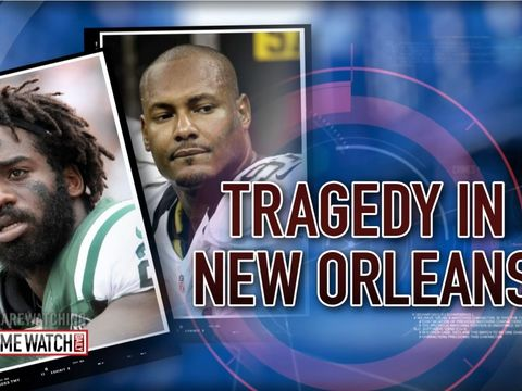 Outrage in New Orleans after 2 NFL stars shot in apparent road-rage attacks