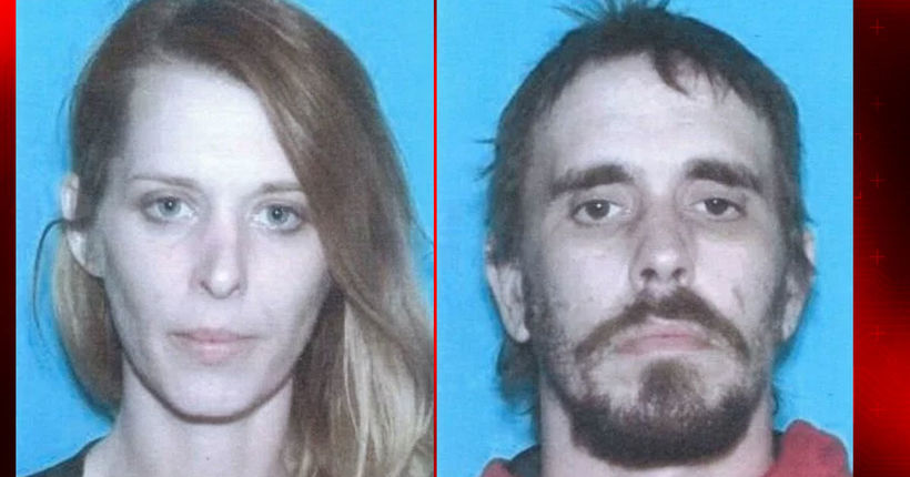 Wanted: Woman, boyfriend accused of stabbing husband 20 times